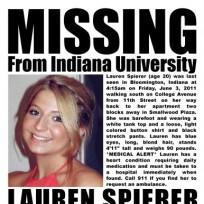 Missing-lauren