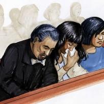 Hudson in court