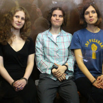 Pussy riot members