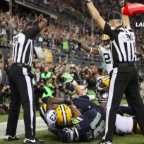Did the referees make the right call to conclude the Packers/Seahawks game?