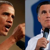 Obama vs romney pic