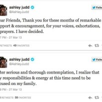 Judd tweetz
