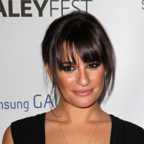 Lea Michele Close Up