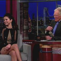 Selena and Dave