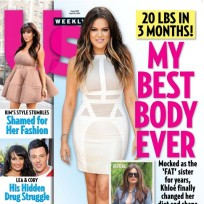 Khloe Kardashian Us Weekly Photo