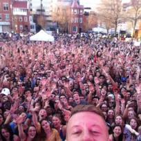 Macklemore concert