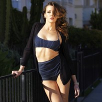 Katie Cassidy Bikini Photo