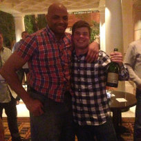 Charles Barkley Tight Shirt