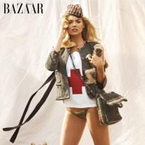Kate Upon Harper's Bazaar Photo