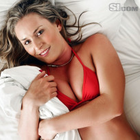 Lindsey Vonn Bikini Photo in SI