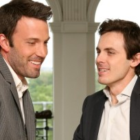 Ben and Casey Affleck