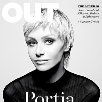 Portia de Rossi Out Cover