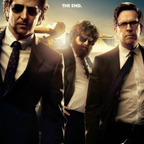 The hangover part iii wolfpack poster