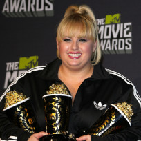 Grade Rebel Wilson as MTV Movie Awards host.
