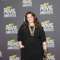 Melissa McCarthy at MTV Movie Awards
