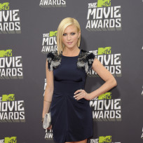 Brittany Snow at MTV Movie Awards