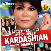 Kardashian Diaries Issue