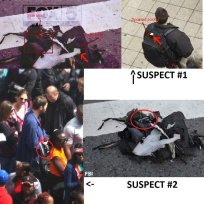 Boston bombing suspect photo