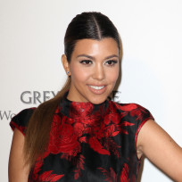 Kourtney Kardashian Fashion Choice