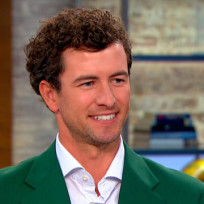 Adam Scott on CBS This Morning