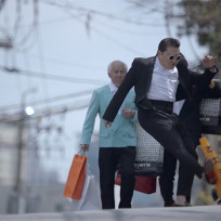 PSY 'Gentleman' Video Pic
