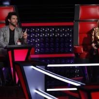 Adam and Shakira