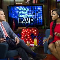 Porsha Stewart on Watch What Happens Live