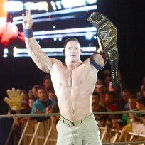 John Cena Shirtless