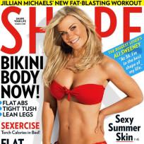 Alison Sweeney Shape Cover