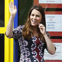 Kate-middleton-floral-dress