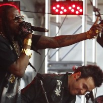 2 Chainz and Pete Wentz