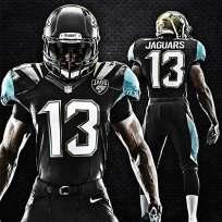 Jaguars New Uniforms