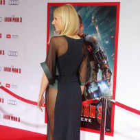 Gwyneth Paltrow Iron Man 3 Dress