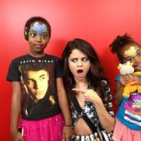 Selena Gomez and Justin Bieber Fan