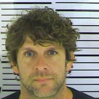 Billy Currington Mug Shot