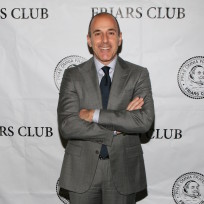What, Matt Lauer Worry?