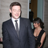 Cory Monteith Autograph Signing