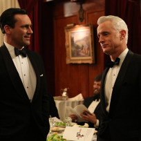 Don draper roger sterling mad men