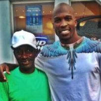 Chad johnson homeless man