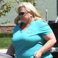 Debbie Rowe Picture (New)