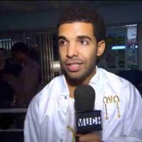 Drake Being Interviewed