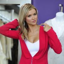 Joanna Krupa Wedding Dress Shopping