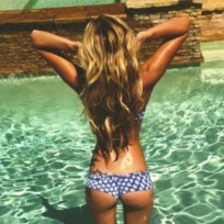 Hot Paulina Gretzky Bikini Photo