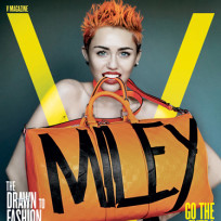 Miley cyrus cover photo