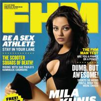 Mila Kunis FHM