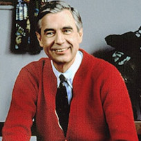 Who should play Mr. Rogers?