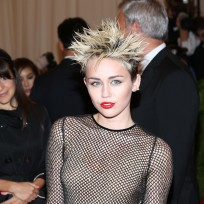 What do you think of Miley's MET Gala look?