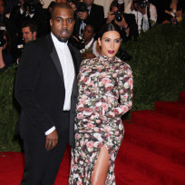 What do you think of Kim Kardashian's outfit at the MET Gala?