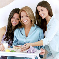 Katie Couric, Daughters