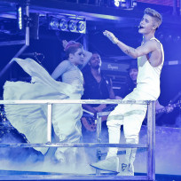 Justin Bieber in Song
